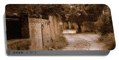 Portable Battery Charger featuring the photograph Dream Road by Rodney Lee Williams
