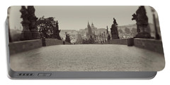 Dreaming Of Prague Portable Battery Charger