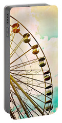 Dreaming Of Summer - Ferris Wheel Portable Battery Charger
