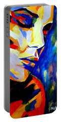 Dreams And Desires Portable Battery Charger by Helena Wierzbicki