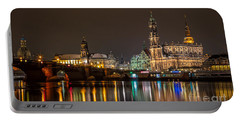 Dresden By Night Portable Battery Charger