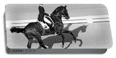 Dressage Une Noir Portable Battery Charger