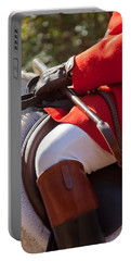 Dressed Rider Portable Battery Charger
