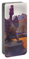 Drexel Dragon Colored Portable Battery Charger