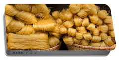 Dried Rice Noodles 02 Portable Battery Charger