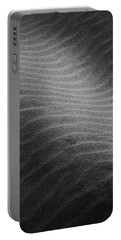 Portable Battery Charger featuring the photograph Drifting Sand by Aaron Berg