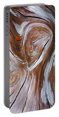 Portable Battery Charger featuring the photograph Driftwood 6 by ABeautifulSky Photography