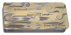Driftwood Haiga Portable Battery Charger