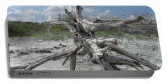 Driftwood Tree Portable Battery Charger