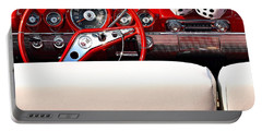 Drive-in Lounge - 1960 Chevy Portable Battery Charger