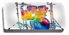 Drum Set Portable Battery Charger