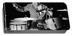 Drummer Gene Krupa Portable Battery Charger