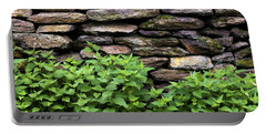 Dry Stone Wall  Portable Battery Charger