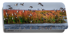 Duck Blind Portable Battery Charger