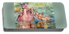 Duck Family Portable Battery Charger