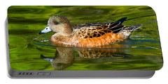 Young Female Mallard Duck Portable Battery Charger