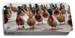 Duckorama Portable Battery Charger