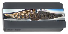 Duesenberg  Portable Battery Charger