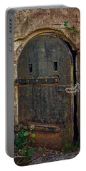 Dungeon Door Portable Battery Charger