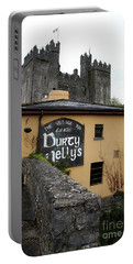 Durty Nellys And Bunraty Castle Portable Battery Charger