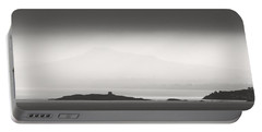Dusk Over Dalkey Portable Battery Charger