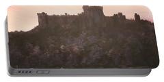 Dusk Over Windsor Castle Portable Battery Charger