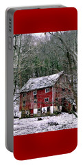 Portable Battery Charger featuring the photograph Pennsylvania Dusting by Michael Hoard