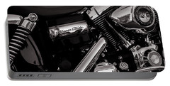Dyna Super Glide Custom Portable Battery Charger