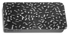 E. Coli Bacteria Sem X7,000 Portable Battery Charger