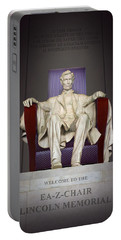 Ea-z-chair Lincoln Memorial 2 Portable Battery Charger