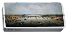 Eads Bridge Drawings Portable Battery Charger