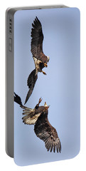 Eagle Ballet Portable Battery Charger by Randy Hall