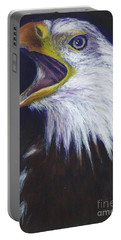 Bald Eagle - Francis -audubon Portable Battery Charger