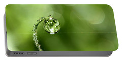 Early Morning Dew Portable Battery Charger