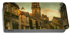 Early Morning Edinburgh Portable Battery Charger