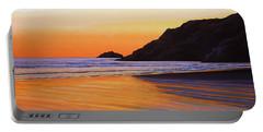 Earth Sunrise Sea Portable Battery Charger
