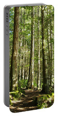 East Sooke Park Trail Portable Battery Charger