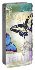 Easter Alleluia Portable Battery Charger