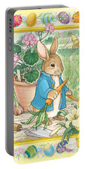Easter Bunny Portable Battery Charger