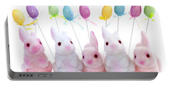 Easter Bunny Toys Portable Battery Charger
