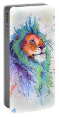 Easter Lion Portable Battery Charger