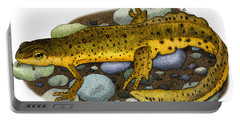 Eastern Newt Portable Battery Charger