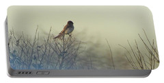 Eastern Phoebe Lacassine Pool  Lacassine Nwr Portable Battery Charger