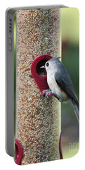 Eastern Tufted Titmouse  Portable Battery Charger
