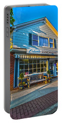 Eckarts Luncheonette Portable Battery Charger