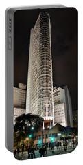 Edificio Italia By Night Portable Battery Charger