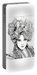 Effie Trinket - The Hunger Games Portable Battery Charger