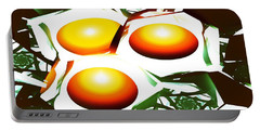 Eggs For Breakfast Portable Battery Charger