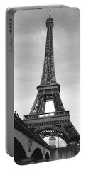 Eiffel Classic Portable Battery Charger