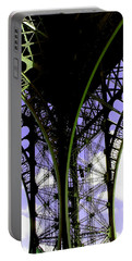 Eiffel Lace Portable Battery Charger